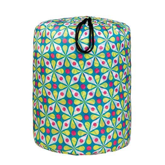 Wildkin Ashley Kaleidoscope Maize Stay Warm Sleeping Bag
