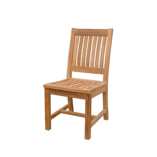 Anderson Teak Rialto Dining Side Chair