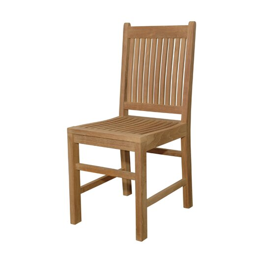 Anderson Teak Saratoga Dining Side Chair