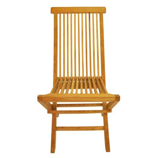 Anderson Teak Classic Folding Chair