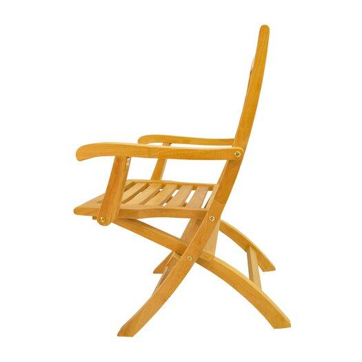 Anderson Teak Andrew Folding Armchair