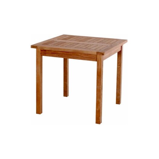 "Anderson Teak Bahama 35"" Square Table"