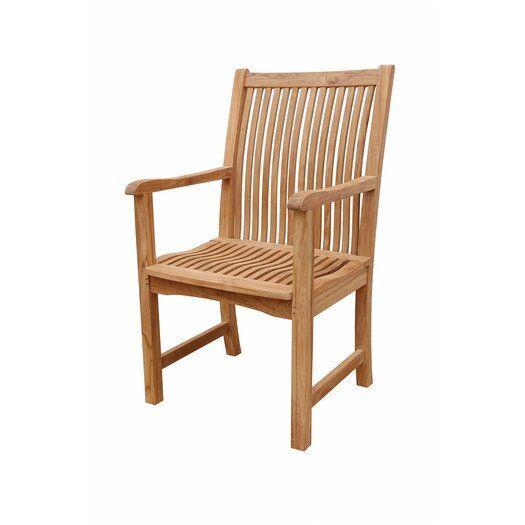 Anderson Teak Chicago Dining Armchair