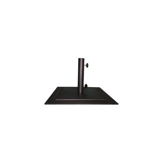Fiberbuilt Home Steel Free Standing Umbrella Base