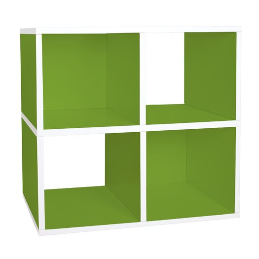 Eco-Friendly Quad Cube