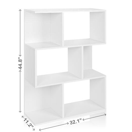 """Way Basics Eco-Friendly Madison 44.8"""" Bookcase"""