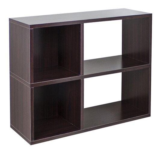 Way Basics Eco-Friendly Chelsea Shelves