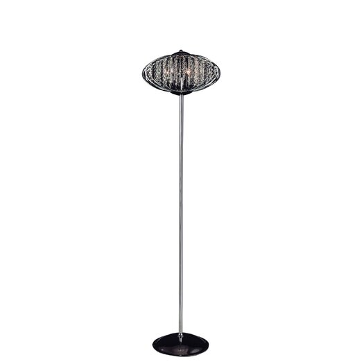 Gen-Lite Radian 3 Light Floor Lamp