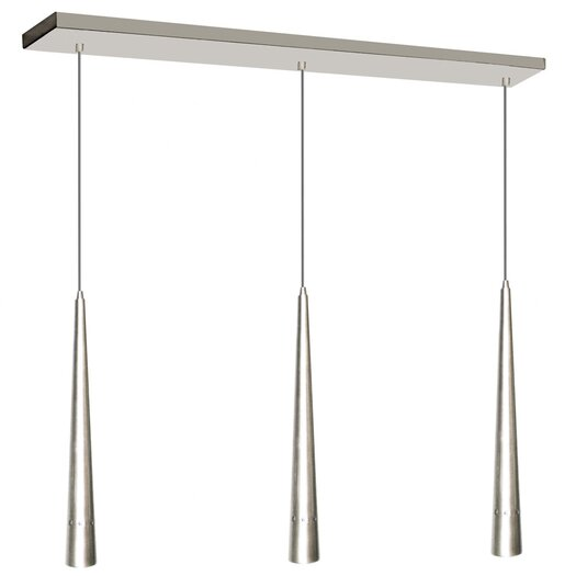 Dainolite 3 Light Pendant