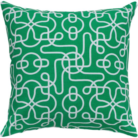 Rizzy Home Reversible Throw Pillow