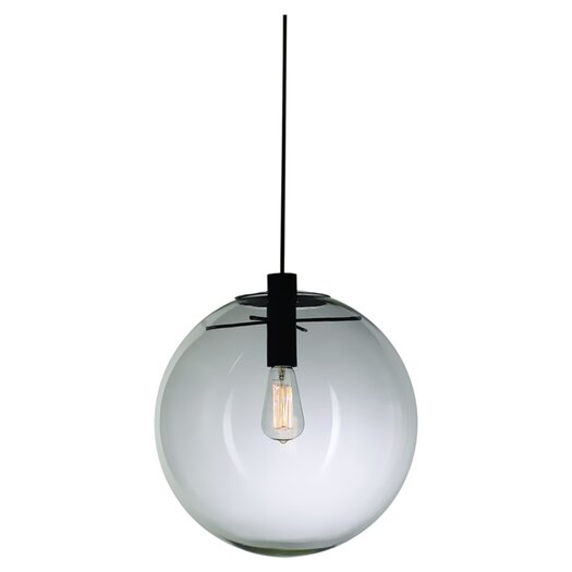 Moe's Home Collection Hallo 1 Light Pendant