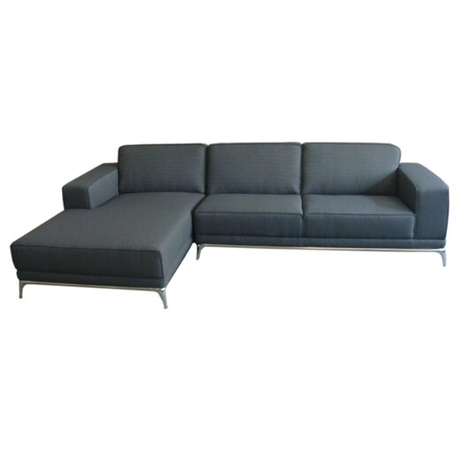 Moe's Home Collection Cappa Left Sectional