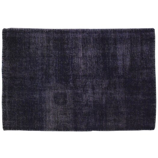 Moe's Home Collection Stitch Purple Area Rug