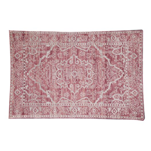 Moe's Home Collection Vintage Aubergine Area Rug