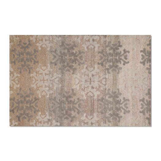 Moe's Home Collection Fringe Brown/Tan Area Rug