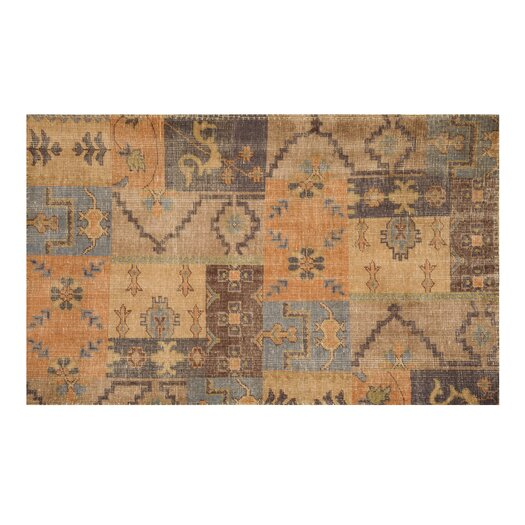 Moe's Home Collection Random Brown Area Rug