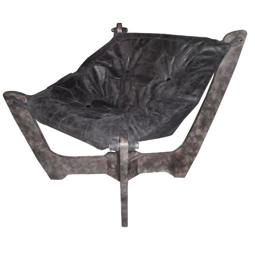 Moe's Home Collection Croyden Club Chair