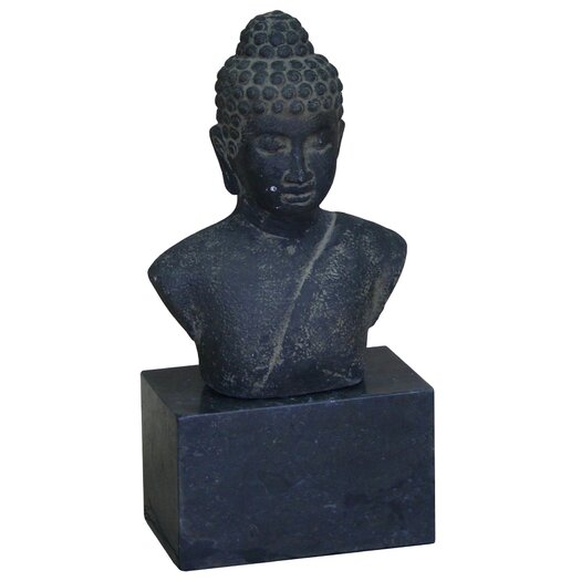 Moe's Home Collection Buddha Torso Ancient Bust