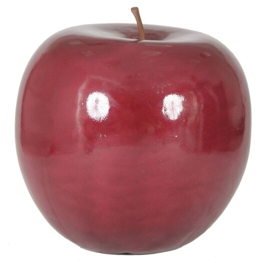 Moe's Home Collection Small Apple Sculpture