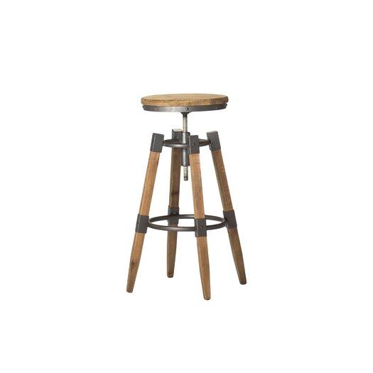 Moe's Home Collection Quad Pod Adjustable Height Bar Stool