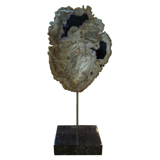 Moe's Home Collection Petrified Wood Sculpture