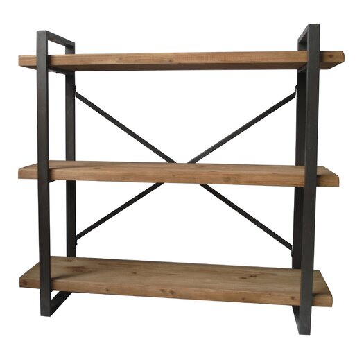 """Moe's Home Collection Lex 43.7"""" Bookcase"""