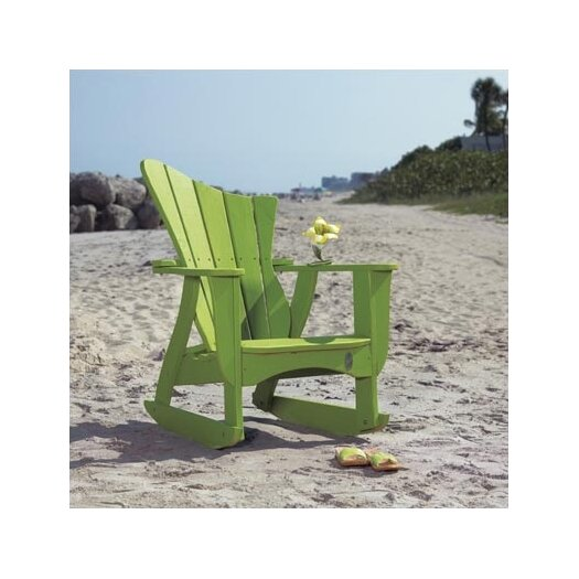 Uwharrie Chair Wave Rocking Chair