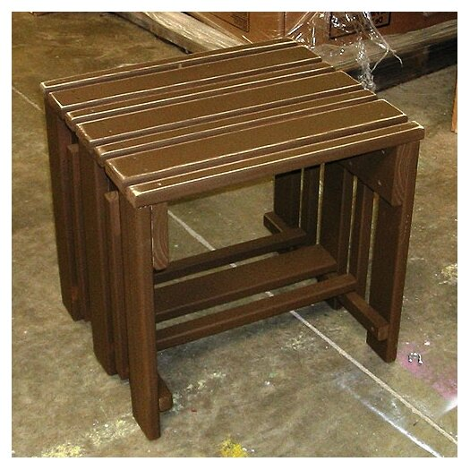 Uwharrie Chair Styxx Side Table