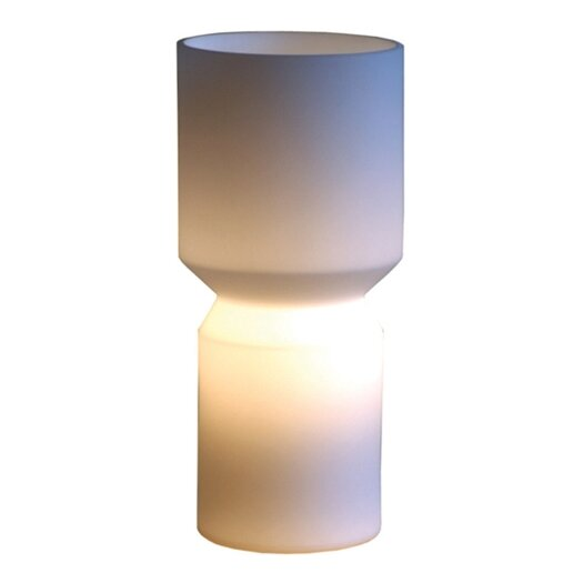"Offi Vee 11"" H Table Lamp"