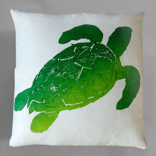 Dermond Peterson Tortuga Pillow
