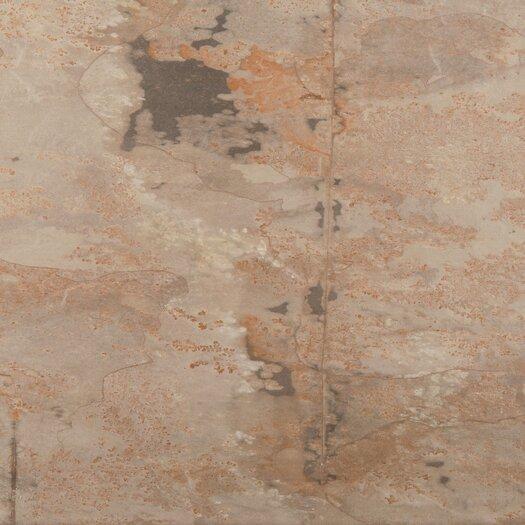 "Emser Tile Del Mar 18"" x 18"" Glazed Ceramic Tile in Baltic"