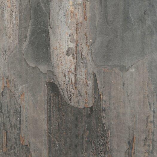 "Emser Tile Del Mar 18"" x 18"" Glazed Ceramic Tile in Caspian"