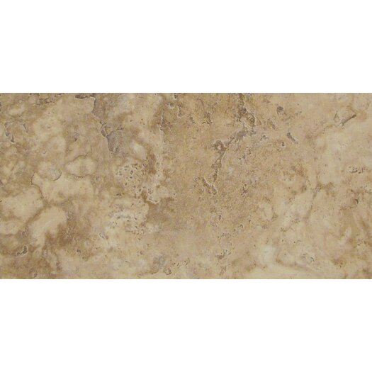 "Emser Tile Lucerne 12"" x 24"" Glazed Porcelain Tile in Pilatus"
