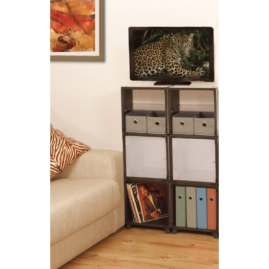 Living Room Multimedia Storage