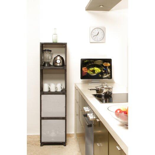 "Yube Cube 58"" Kitchen Pantry"