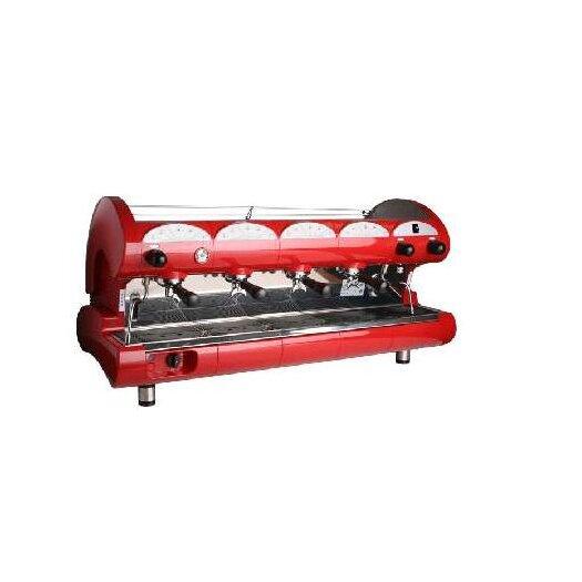 La Pavoni Bar Star Series Commercial 4 Group Espresso Machine