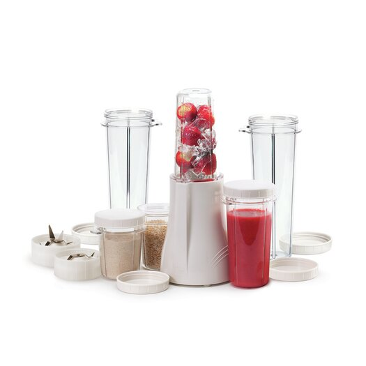 Tribest BPA Free Complete Personal Extra Large Blender with Grinder