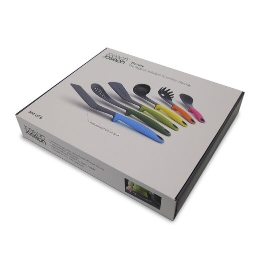 Joseph Joseph Gift Box 6 Piece Kitchen Tool Set