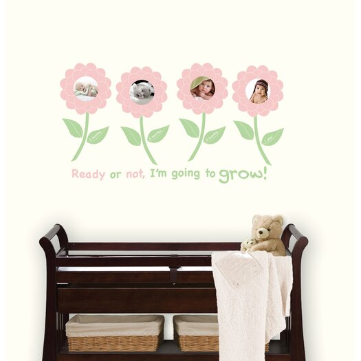 WallPops! Forget Me Not Wall Decal