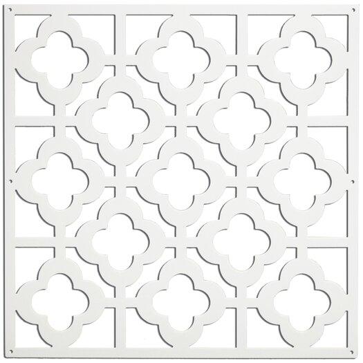 """WallPops! 14.75"""" x 14.75"""" Honeycomb Room Divider"""