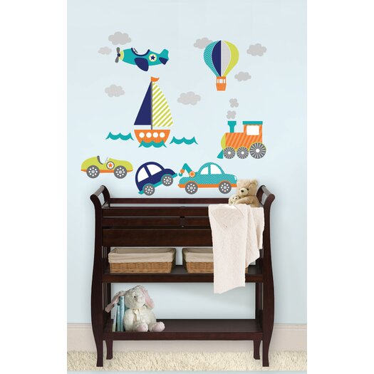 WallPops! Art Kit On The Go Wall Decal