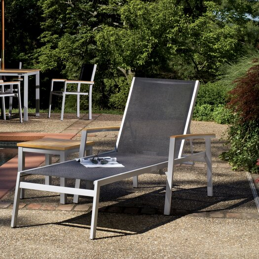 Oxford Garden Travira Chaise Lounge