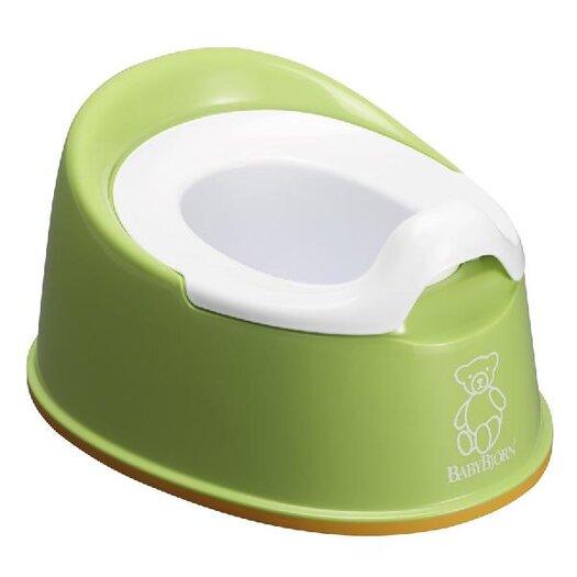 BabyBjorn Smart Potty in Green