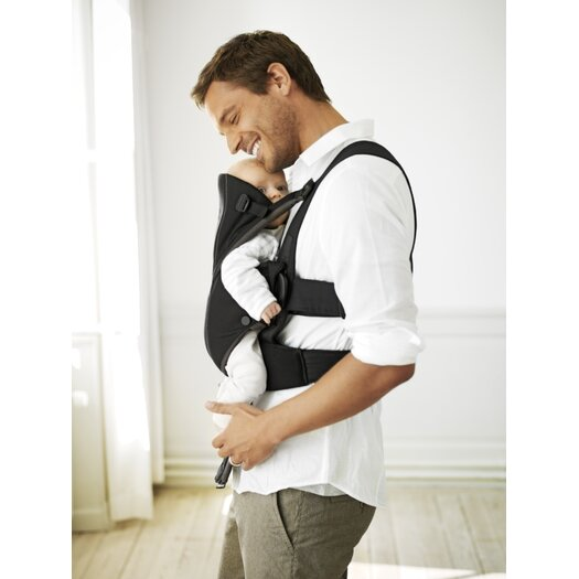 BabyBjorn Baby Miracle Organic Baby Carrier