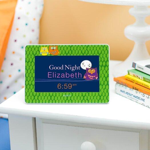 Zazoo Kids Photo Clock Sleep Solution