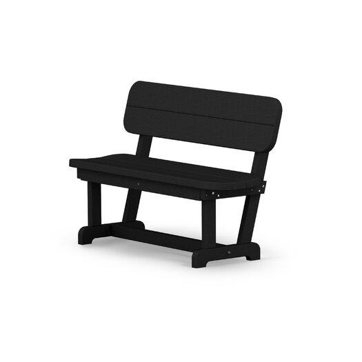 POLYWOOD® Park Wood  Gadern Bench
