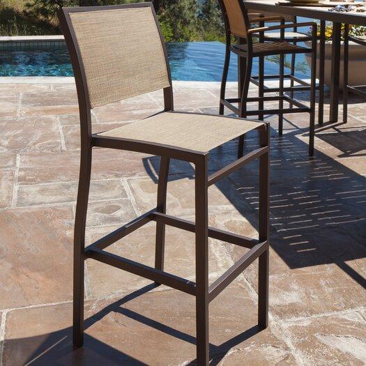 POLYWOOD® Bayline™ Bar Side Chair