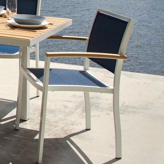 POLYWOOD® Bayline™ Dining Arm Chair