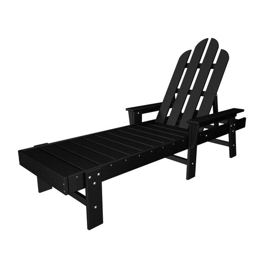 POLYWOOD® Long Island Chaise Lounge
