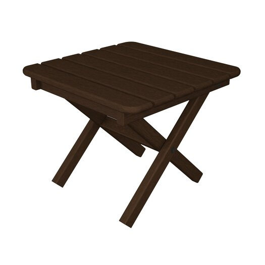 POLYWOOD® Square Side Table